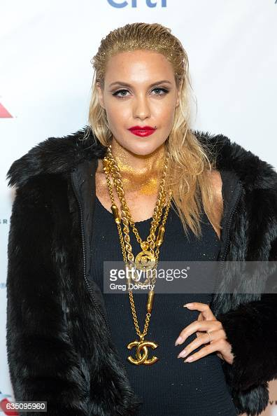 Singer Eden xo attends the Universal Music Group's 2017 GRAMMY After Party at The Theatre at Ace Hotel on February 12 2017 in Los Angeles California