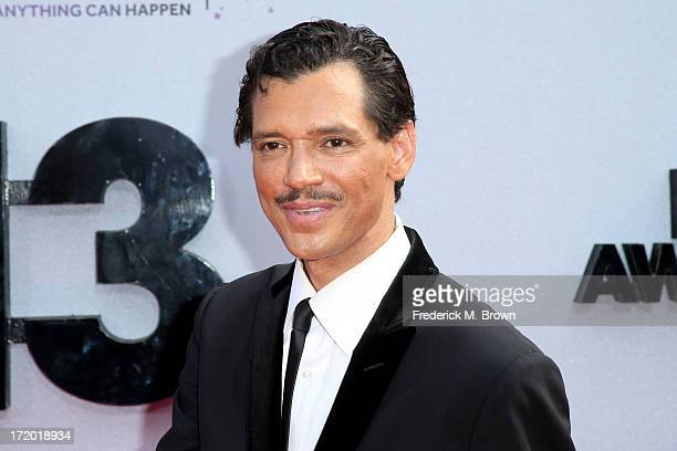 Singer El DeBarge attends the Ford Red Carpet at the 2013 BET Awards at Nokia Theatre LA Live on June 30 2013 in Los Angeles California