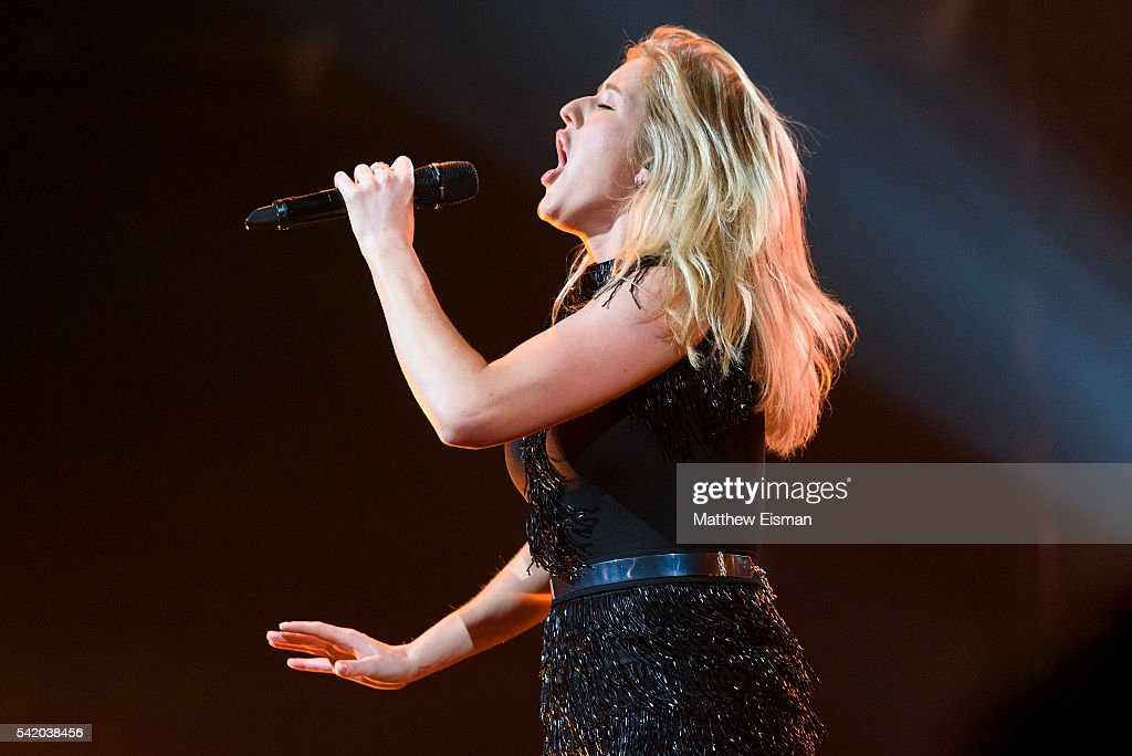 Ellie Goulding In Concert New York NY Photos and Images Getty