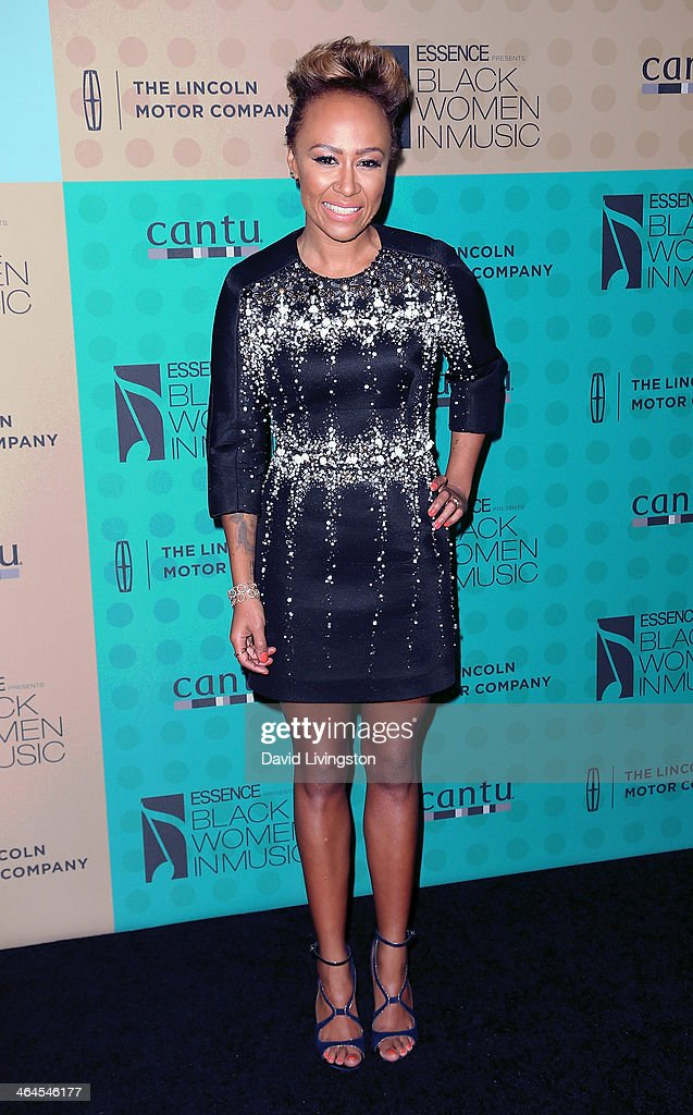 Singer Emeli Sande attends Essence Magazine's 5th Annual Black Women in Music event at 1 OAK on January 22, 2014 in West Hollywood, California.