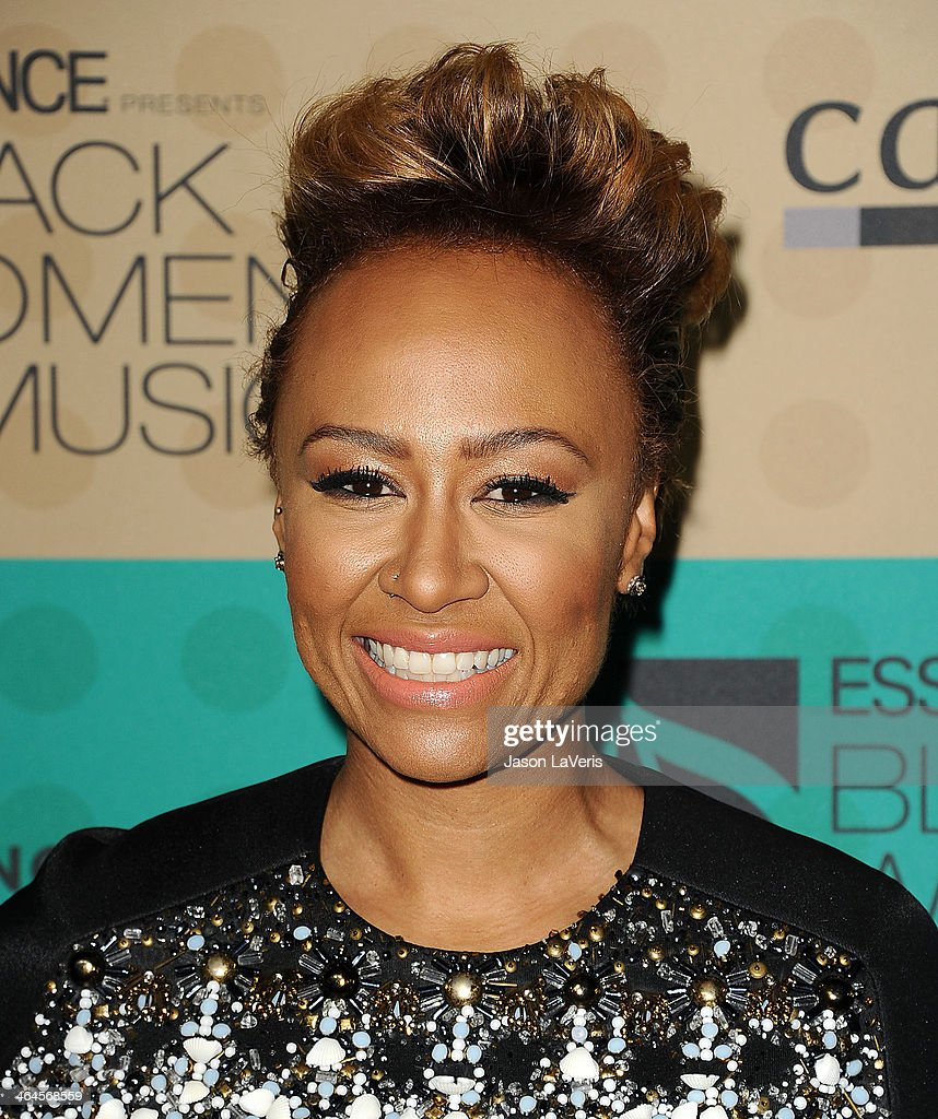 Singer Emeli Sande attends the 5th annual Essence Black Women In Music event at 1 OAK on January 22, 2014 in West Hollywood, California.