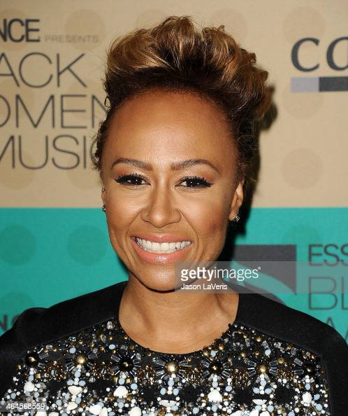 Singer Emeli Sande attends the 5th annual Essence Black Women In Music event at 1 OAK on January 22 2014 in West Hollywood California