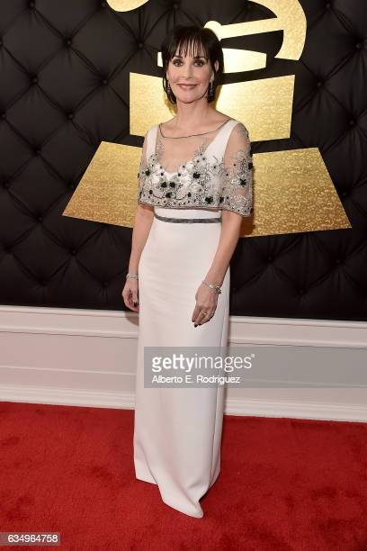 Singer Enya attends The 59th GRAMMY Awards at STAPLES Center on February 12 2017 in Los Angeles California