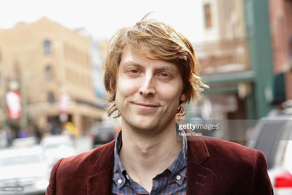 Singer Eric Hutchinson attends the ASCAP Music Cafe Day 8 during the 2013 Sundance Film Festival at Sundance ASCAP Music Cafe on January 25, 2013 in Park City, Utah.