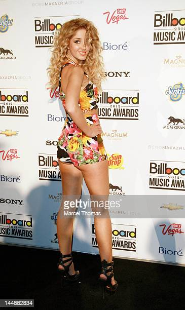 Singer Esmee Denters attends the Billboard Music Awards PreParty hosted by Kelly Clarkson at MGM Grand on May 19 2012 in Las Vegas Nevada