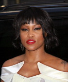 Singer Eve attends 'The Great Gatsby' Special Screening at Museum of Modern Art on May 5 2013 in New York City