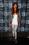 Singer Eve attends the Gumball 3000 Launch Party at 1 Oak on May 24 2012 in New York City