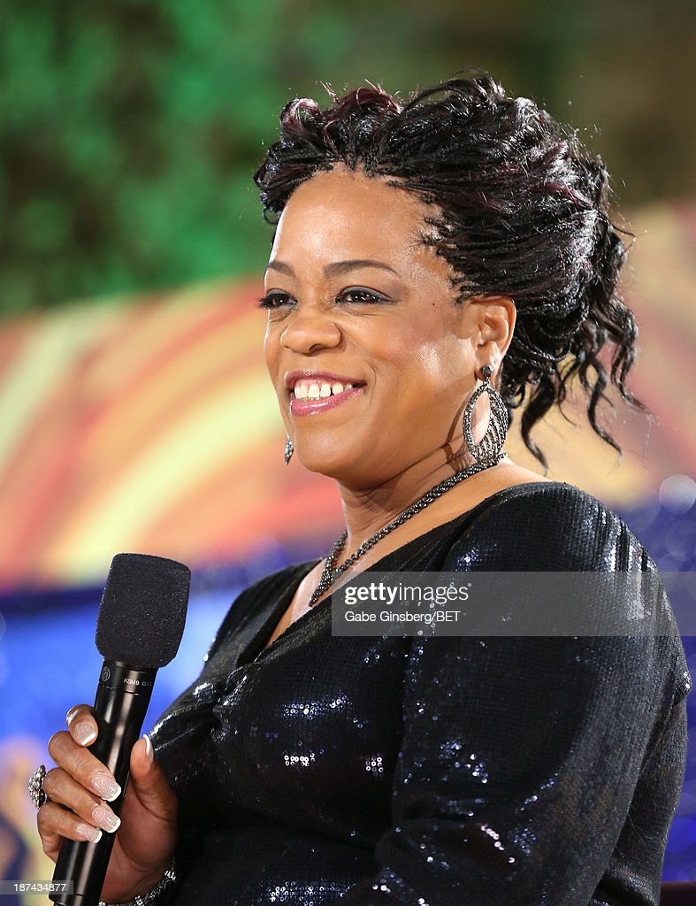 Singer Evelyn 'Champagne' King attends the Soul Train Awards 2013 at the Orleans Arena on November 8, 2013 in Las Vegas, Nevada.
