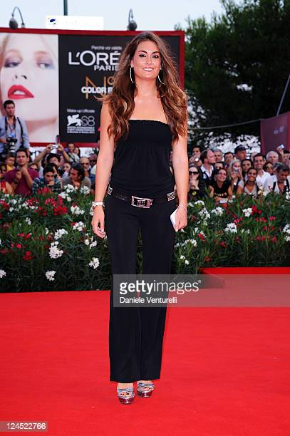 Singer Fabrizio De Andre attends the 'Damsels In Distress' Premiere And Closing Ceremony of the 68th Venice International Film Festival at Palazzo...