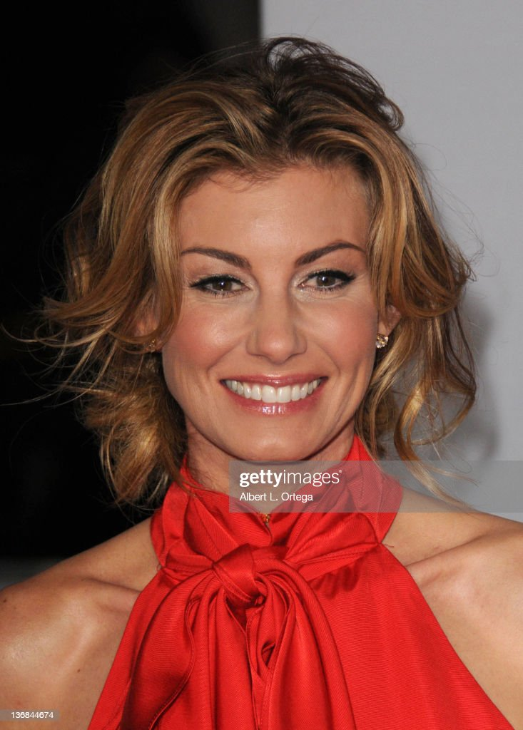 Singer <a gi-track='captionPersonalityLinkClicked' href=/galleries/search?phrase=Faith+Hill&family=editorial&specificpeople=175933 ng-click='$event.stopPropagation()'>Faith Hill</a> arrives for the 2012 People's Choice Awards held at Nokia Theatre L.A. Live on January 11, 2012 in Los Angeles, California.