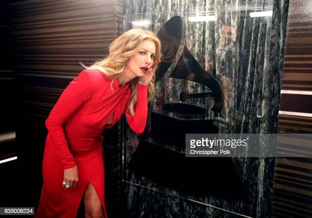 Singer Faith Hill attends The 59th GRAMMY Awards at STAPLES Center on February 12 2017 in Los Angeles California