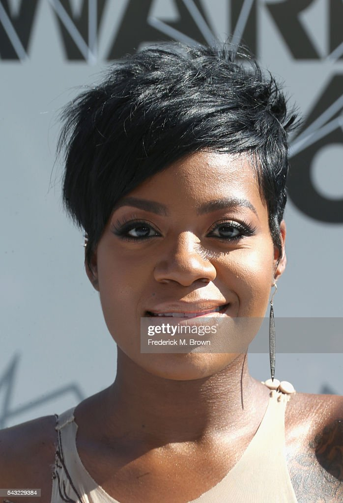 Singer <a gi-track='captionPersonalityLinkClicked' href=/galleries/search?phrase=Fantasia+Barrino&family=editorial&specificpeople=171386 ng-click='$event.stopPropagation()'>Fantasia Barrino</a> attends the 2016 BET Awards at the Microsoft Theater on June 26, 2016 in Los Angeles, California.