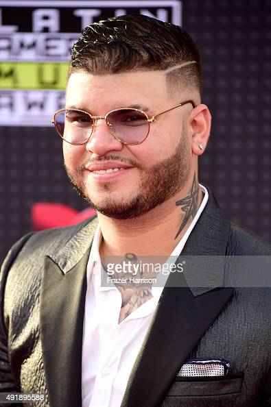 Singer Farruko attends Telemundo's Latin American Music Awards at the Dolby Theatre on October 8 2015 in Hollywood California