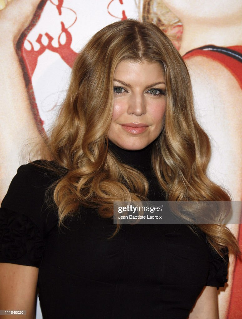 Fergie Launching Spring 2008 Handbag Collection