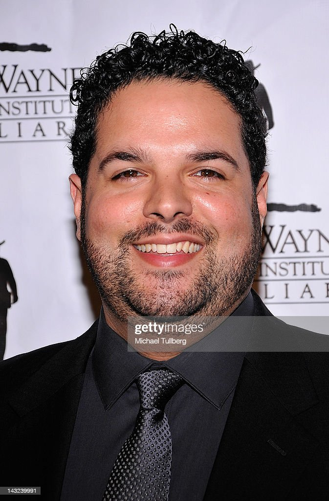 Singer Fernando Varela arrives at the John Wayne Cancer Institute's 27th Annual Odyssey Ball fundraiser at The Beverly Hilton Hotel on April 21, 2012 in Beverly Hills, California.