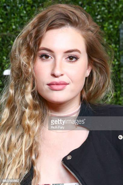 Singer Fletcher attends the launch of Fabletics Capsule Collection at the Beverly Hills Hotel on May 10 2017 in Los Angeles California
