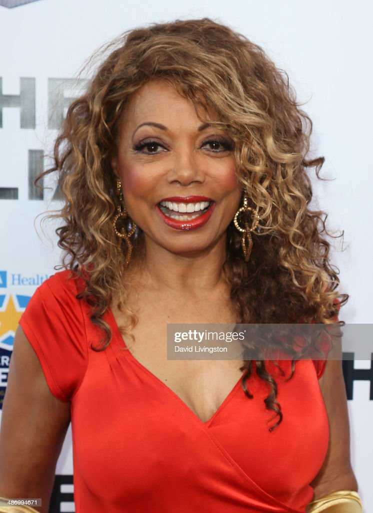 Singer Florence LaRue attends the 56th Annual Thalians Gala at the House of Blues Sunset Strip on April 26, 2014 in West Hollywood, California.