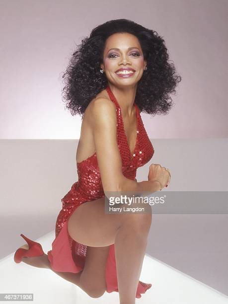 Singer Florence LaRue poses for a portrait in 1981 in Los Angeles California