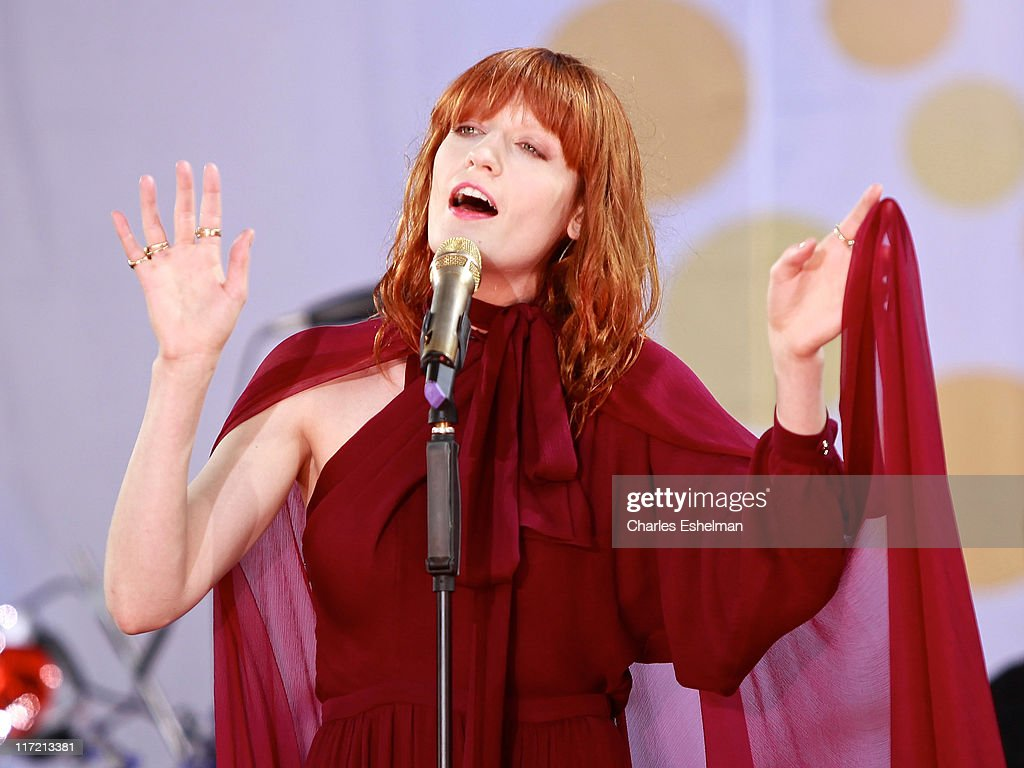 florence and the machine singer