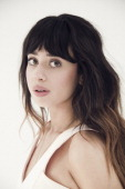 Singer Foxes aka Louisa Rose Allen is photographed for Topshop Online in London England