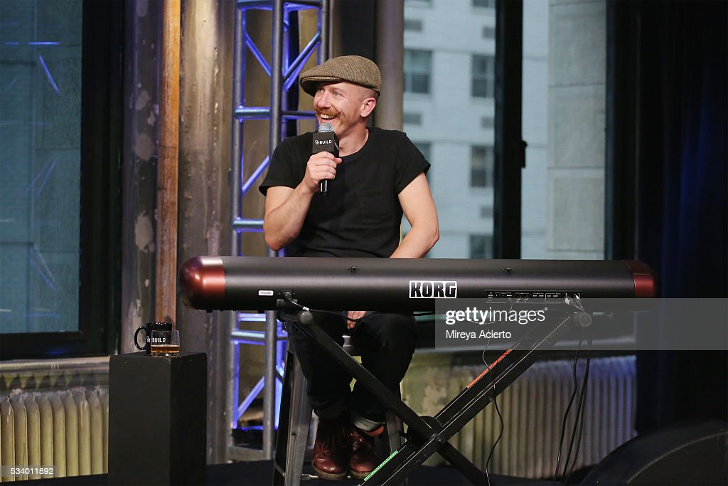 Singer Foy Vance performs and discusses his new album 'The Wild Swan' at AOL Studios in New York on May 24, 2016 in New York City.