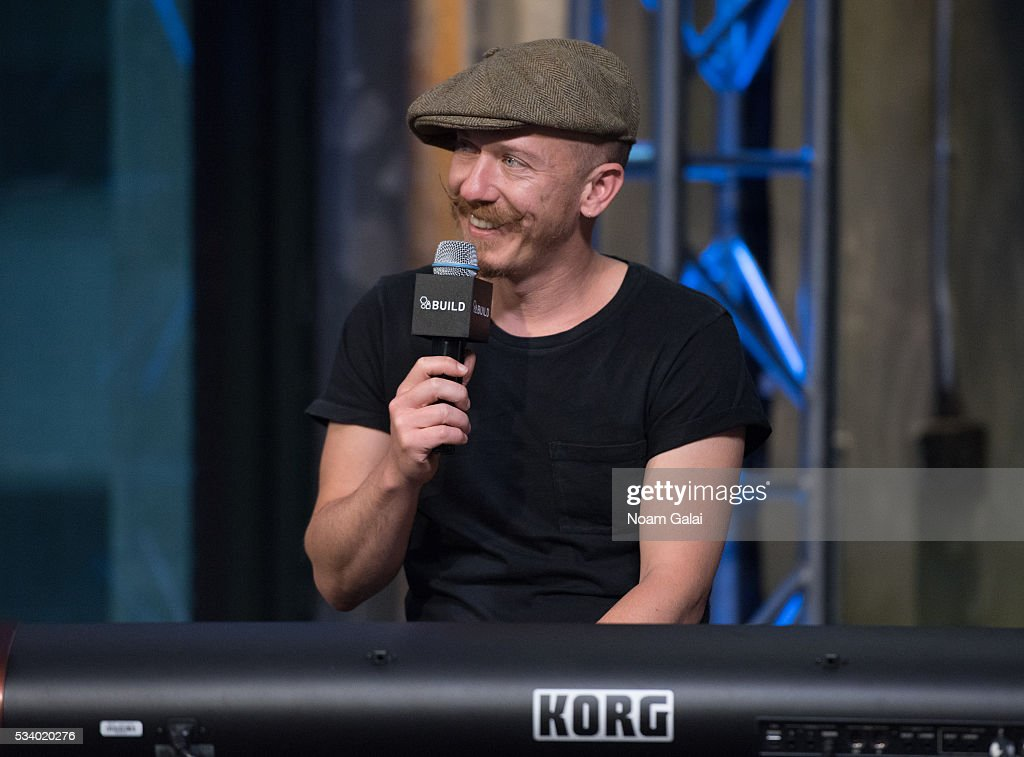 Singer Foy Vance visits AOL Build to discuss his new album 'The Wild Swan' at AOL Studios In New York on May 24, 2016 in New York City.