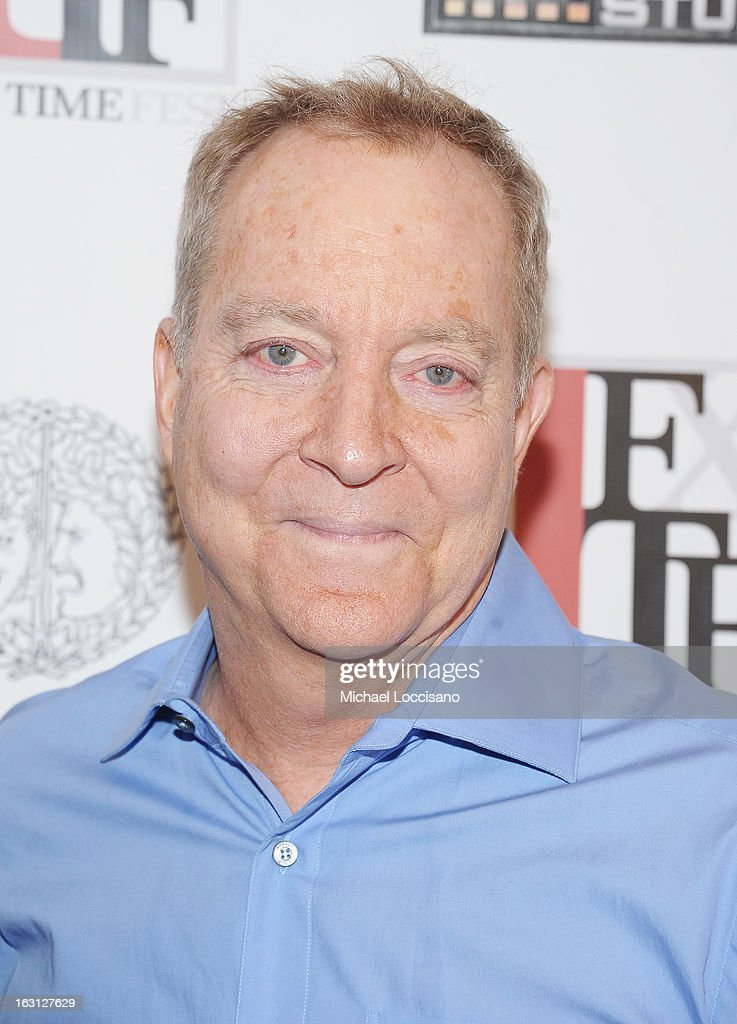 Singer Fred Schneider attends the closing night awards during the 2013 First Time Fest at The Players Club on March 4, 2013 in New York City.
