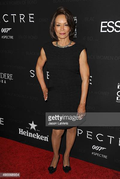 Singer Freda Payne attends 'Spectre' The Black Women of Bond Tribute at California African American Museum on November 3 2015 in Los Angeles...