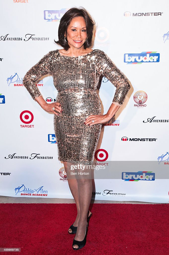 Singer <a gi-track='captionPersonalityLinkClicked' href=/galleries/search?phrase=Freda+Payne&family=editorial&specificpeople=242753 ng-click='$event.stopPropagation()'>Freda Payne</a> attends the Debbie Allen Dance Academy's 'All-Star Gala' at Royce Hall, UCLA on December 12, 2013 in Westwood, California.