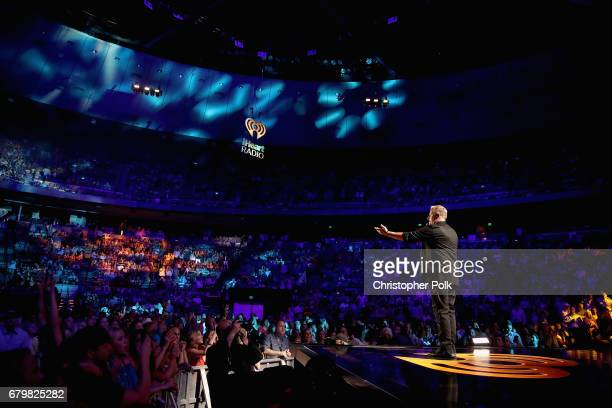 Singer Gary LeVox of Rascal Flatts performs onstage during the 2017 iHeartCountry Festival A Music Experience by ATT at The Frank Erwin Center on May...