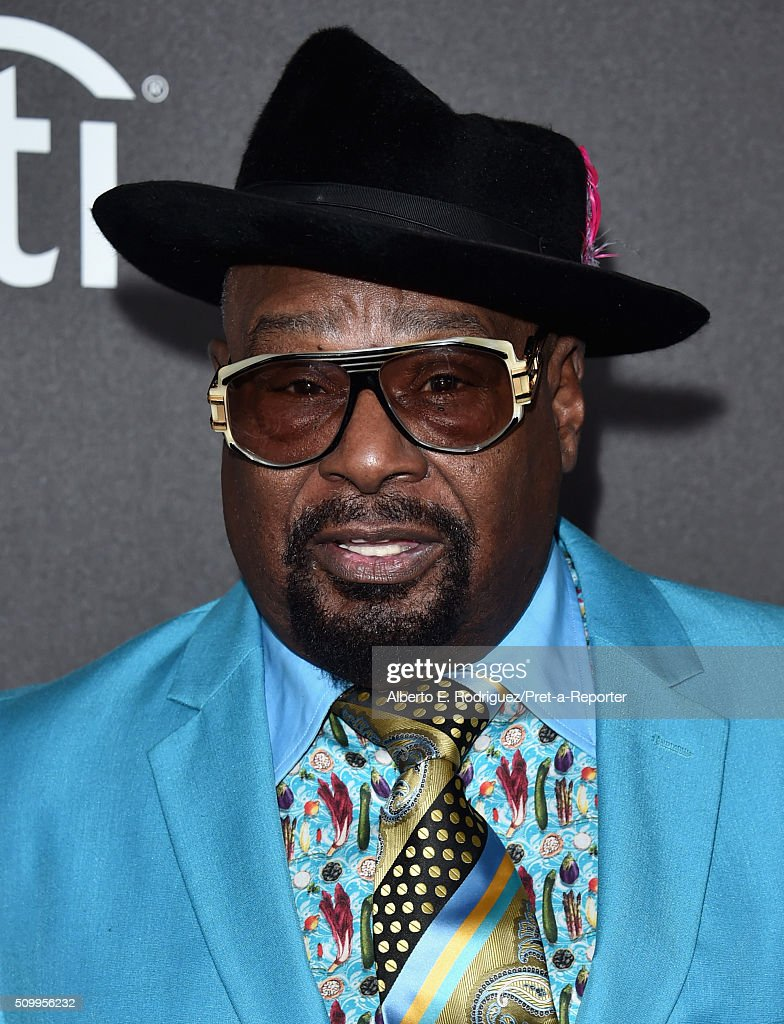 Singer George Clinton attends the 2016 Billboard Power 100 Celebration at Bouchon on February 12, 2016 in Beverly Hills, California.