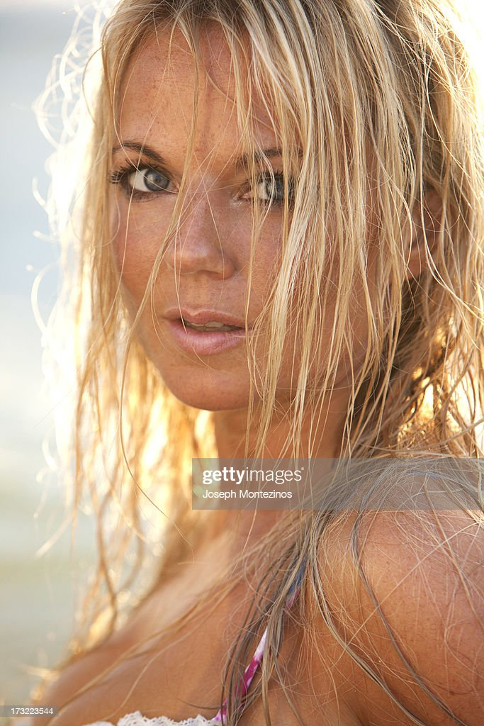 Singer Geri Halliwell is photographed for You Magazine on September 14, 2010 in Miami, Florida.