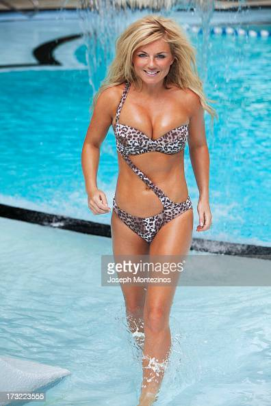 Singer Geri Halliwell is photographed for You Magazine on September 14 2010 in Miami Florida