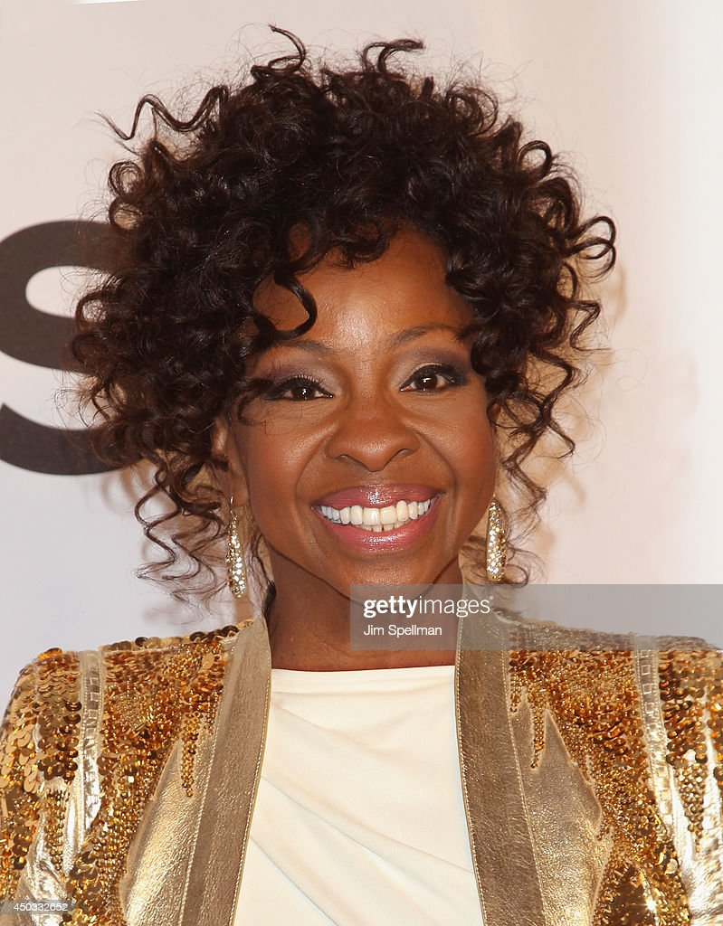 Singer <a gi-track='captionPersonalityLinkClicked' href=/galleries/search?phrase=Gladys+Knight&family=editorial&specificpeople=169894 ng-click='$event.stopPropagation()'>Gladys Knight</a> attends American Theatre Wing's 68th Annual Tony Awards at Radio City Music Hall on June 8, 2014 in New York City.