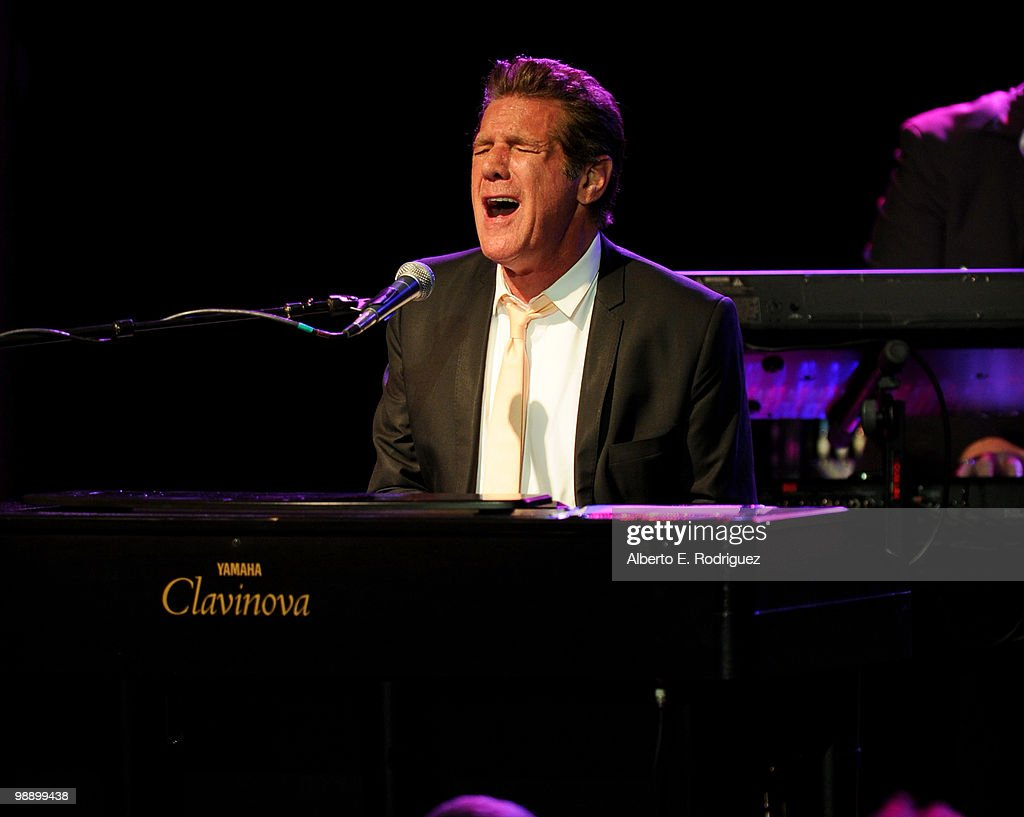 Singer <a gi-track='captionPersonalityLinkClicked' href=/galleries/search?phrase=Glenn+Frey&family=editorial&specificpeople=223995 ng-click='$event.stopPropagation()'>Glenn Frey</a> performs at the 10th Annual Lupus LA Orange Ball on May 6, 2010 in Beverly Hills, California.