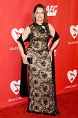 Singer Gloria Estefan attends The 2014 MusiCares Person Of The Year Gala Honoring Carole King at Los Angeles Convention Center on January 24 2014 in...