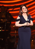 Singer Gloria Estefan performs during the 19th annual Keep Memory Alive 'Power of Love Gala' benefit for the Cleveland Clinic Lou Ruvo Center for...