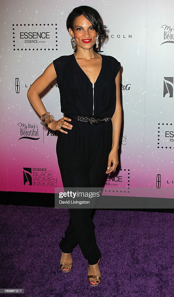 Singer Goapele attends the 4th Annual ESSENCE Black Women In Music honoring Lianne La Havas and Solange Knowles at Greystone Manor Supperclub on February 6, 2013 in West Hollywood, California.