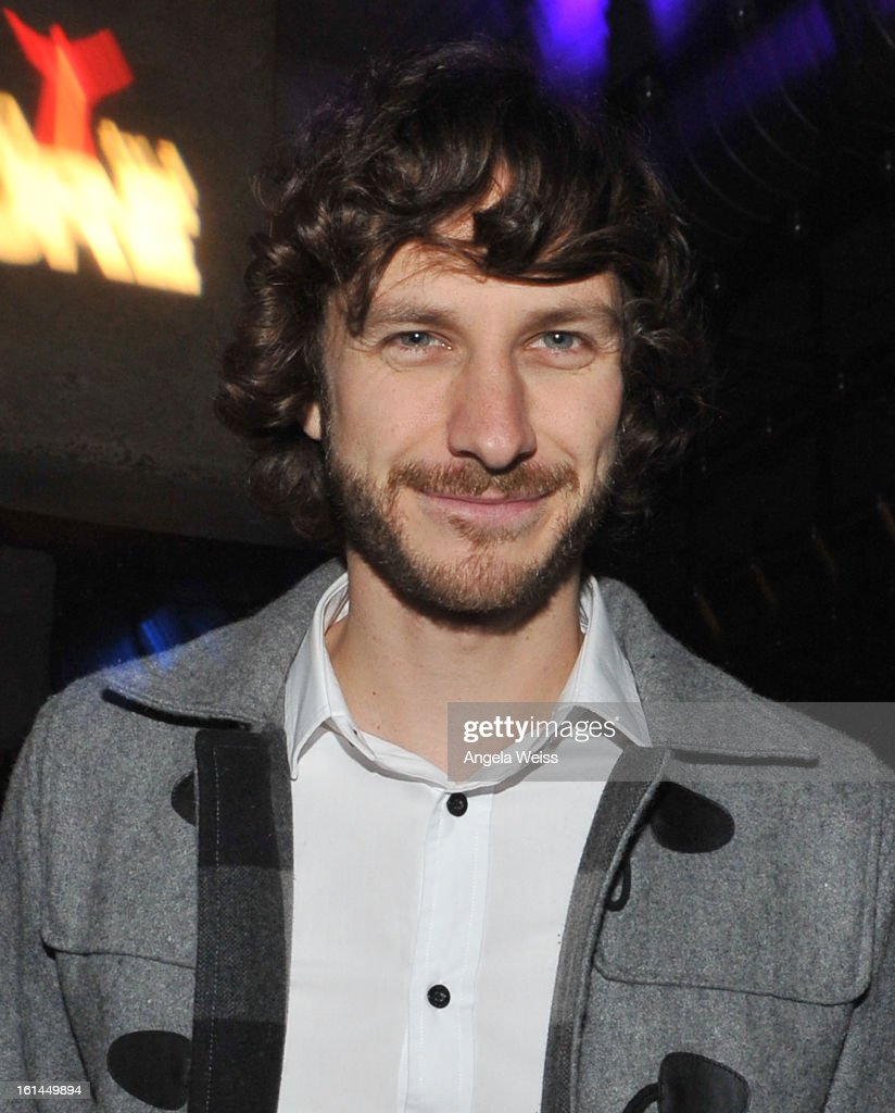 Singer Gotye attends the Stand Up For A Cure 2013 Concert Series and Republic Records Grammy Party at The Emerson Theatre on February 10, 2013 in Hollywood, California.