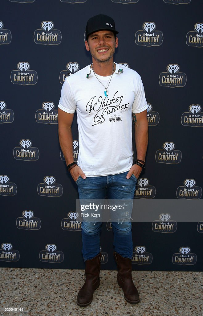 Singer Granger Smith attends the 2016 Daytime Village at the iHeartCountry Festival at The Frank Erwin Center on April 30, 2016 in Austin, Texas.