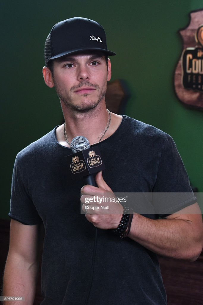 Singer Granger Smith attends the 2016 iHeartCountry Festival at The Frank Erwin Center on April 30, 2016 in Austin, Texas.