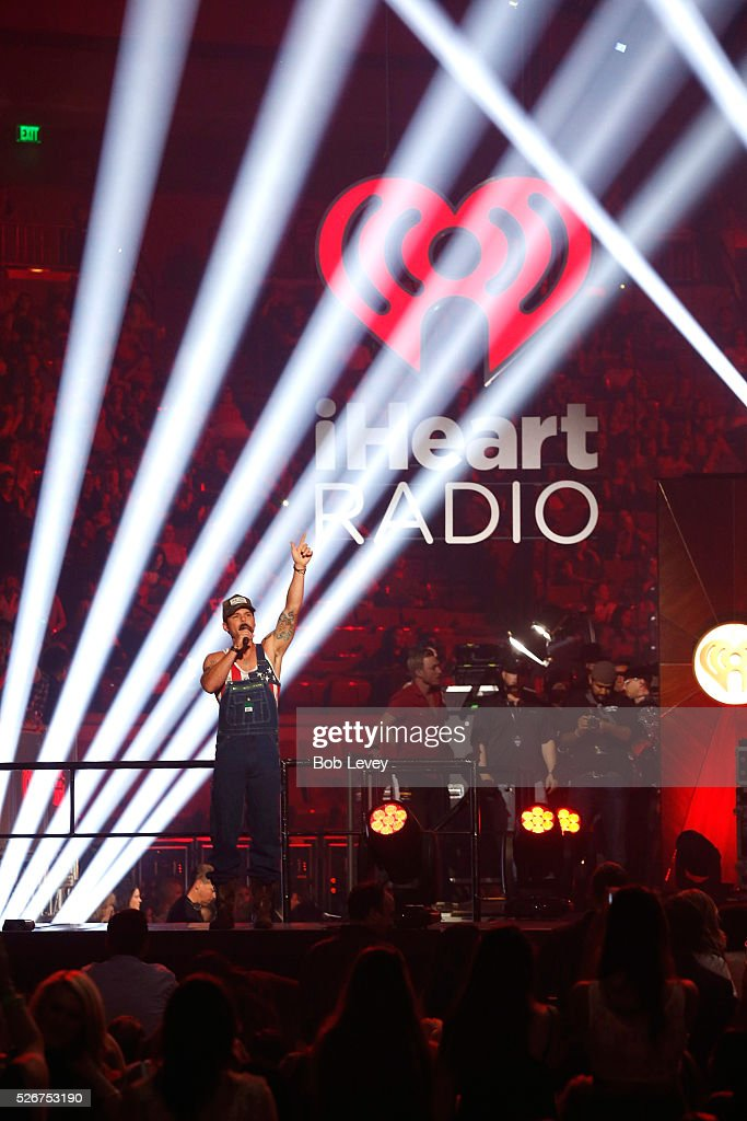 Singer Granger Smith performs onstage during the 2016 iHeartCountry Festival at The Frank Erwin Center on April 30, 2016 in Austin, Texas.