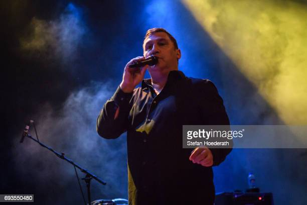 Singer Greg Dulli of The Afghan Whigs performs live on stage during a concert at Kesselhaus on June 7 2017 in Berlin Germany
