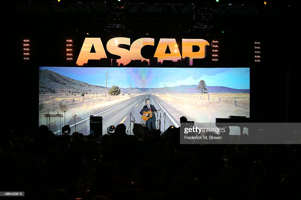 Singer Greg Holden performs during the 31st Annual ASCAP Pop Music Awards at The Ray Dolby Ballroom at the Hollywood & Highland Center on April 23, 2014 in Hollywood, California.