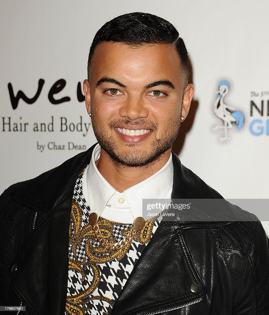 Singer <a gi-track='captionPersonalityLinkClicked' href=/galleries/search?phrase=Guy+Sebastian&family=editorial&specificpeople=202665 ng-click='$event.stopPropagation()'>Guy Sebastian</a> attends Generosity Water's 5th annual Night of Generosity benefit at Beverly Hills Hotel on September 6, 2013 in Beverly Hills, California.