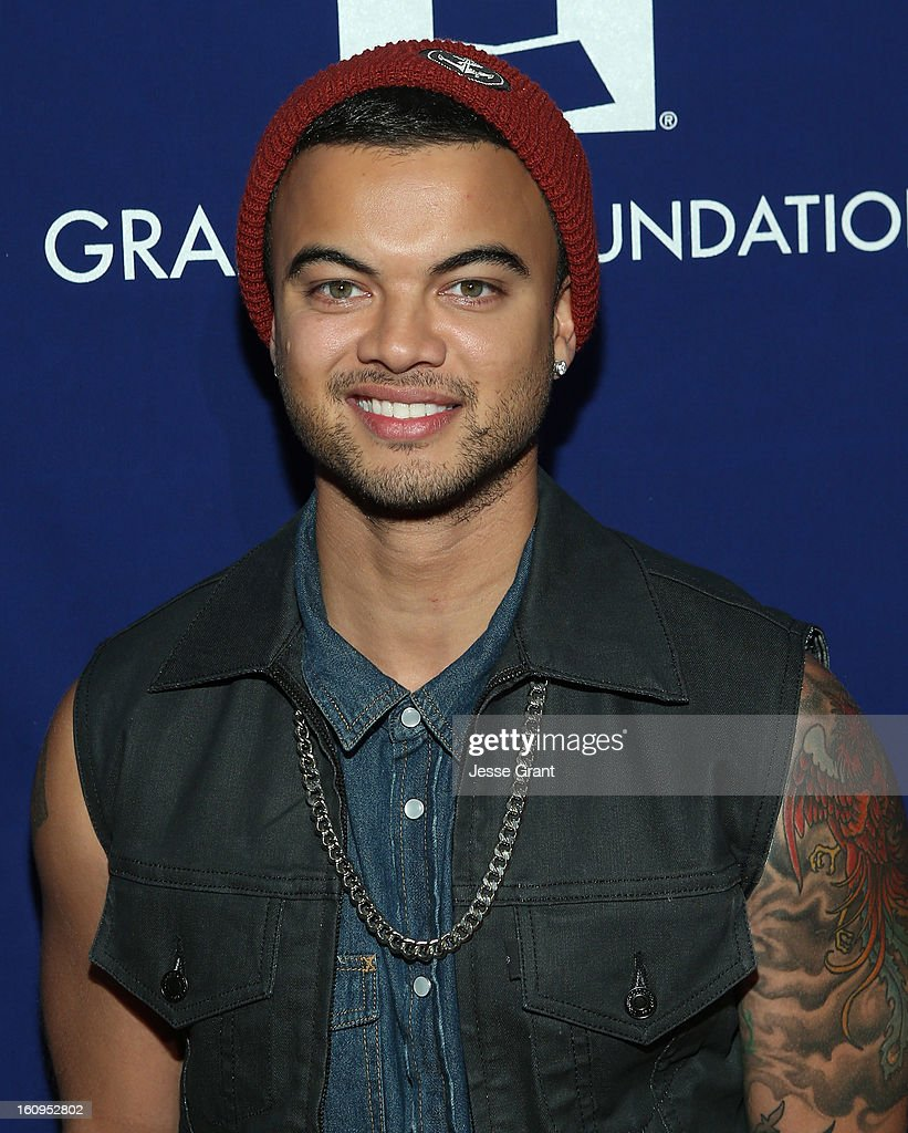 Singer Guy Sebastian attends The 55th Annual GRAMMY Awards - Music Preservation Project 'Play It Forward' Celebration highlighting The GRAMMY Foundations ongoing work to safegaurd music's history at the Saban Theatre on February 7, 2013 in Los Angeles, California.