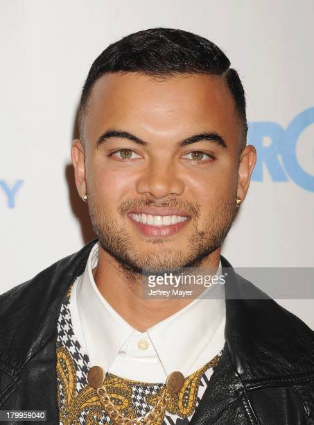 Singer Guy Sebastian attends the Generosity Water's 5th annual night of Generosity benefit held at the Beverly Hills Hotel on September 6 2013 in...
