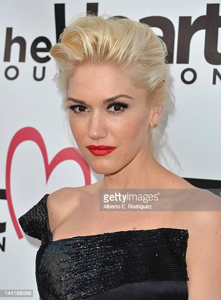 Singer Gwen Stefani arrives to The Heart Foundation Gala at Hollywood Palladium on May 10 2012 in Hollywood California