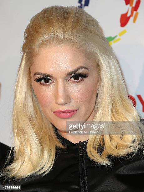 Singer Gwen Stefani attends An Evening with Women Benefiting the Los Angeles LGBT Center at the Hollywood Palladium on May 16 2015 in Los Angeles...