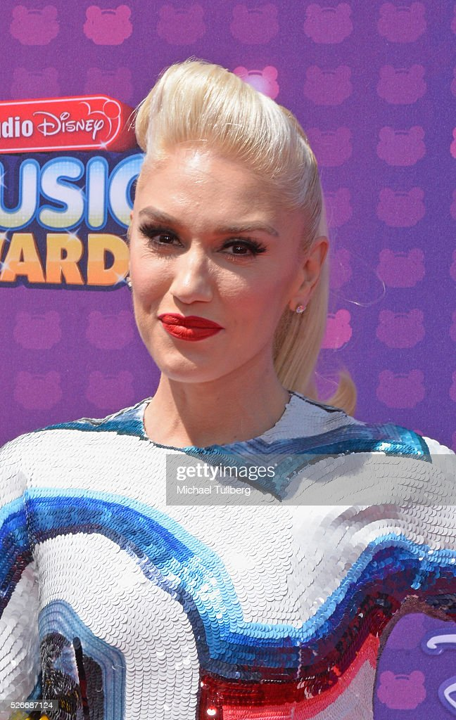 Singer Gwen Stefani attends the 2016 Radio Disney Music Awards at Microsoft Theater on April 30, 2016 in Los Angeles, California.
